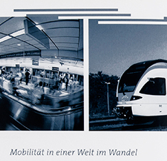 Imagebroschüre Verband der Bahnindustrie (VDB) - Booth Design Unit: Grafikdesign, Corporate Design, Printmedien, Webdesign aus Berlin